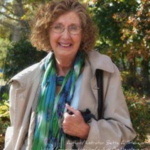 Bette A Stevens author of the Amazing Matilda