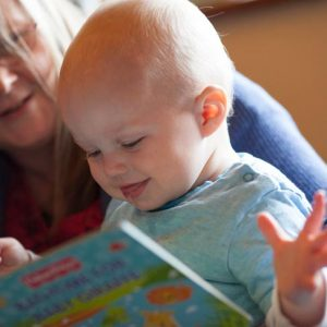 reading is great for brain development