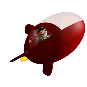 Rocket from Better Buckle Up