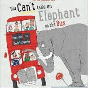 You Can't take an elephant on a bus