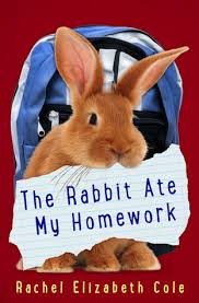rabbit who ate my homework