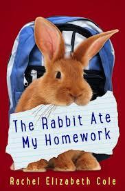 rabbit who ate my homework