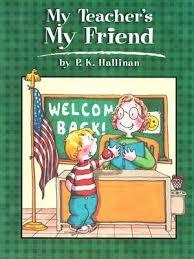 My Teacher's my friend