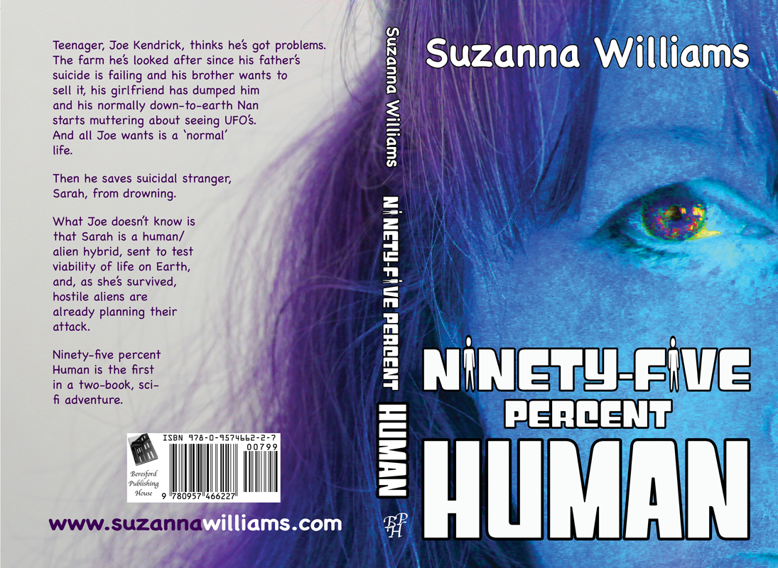Ninety-five percent Human