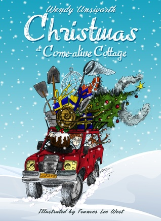 Christmas at Come-alive Cottage
