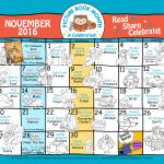 picture book month calendar