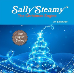 Sally Steamy the Christmas Engine