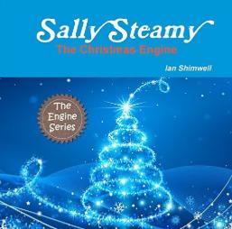 Sally Steamy the Christmas Engine