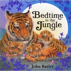 it was bedtime in the jungle