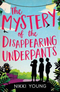 Mystery of the Disappearing Underpants