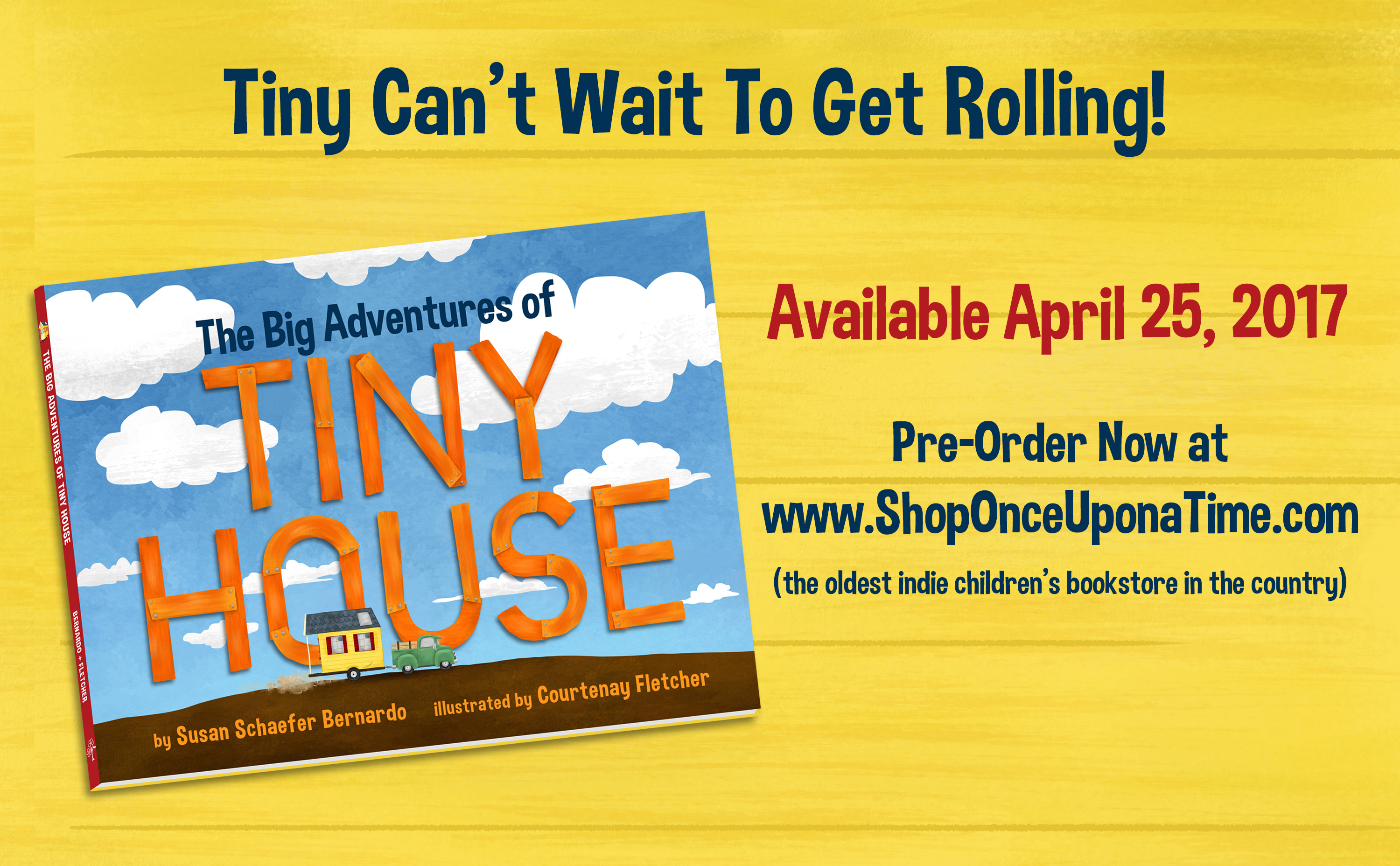 Tiny House preorder