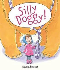 silly doggy