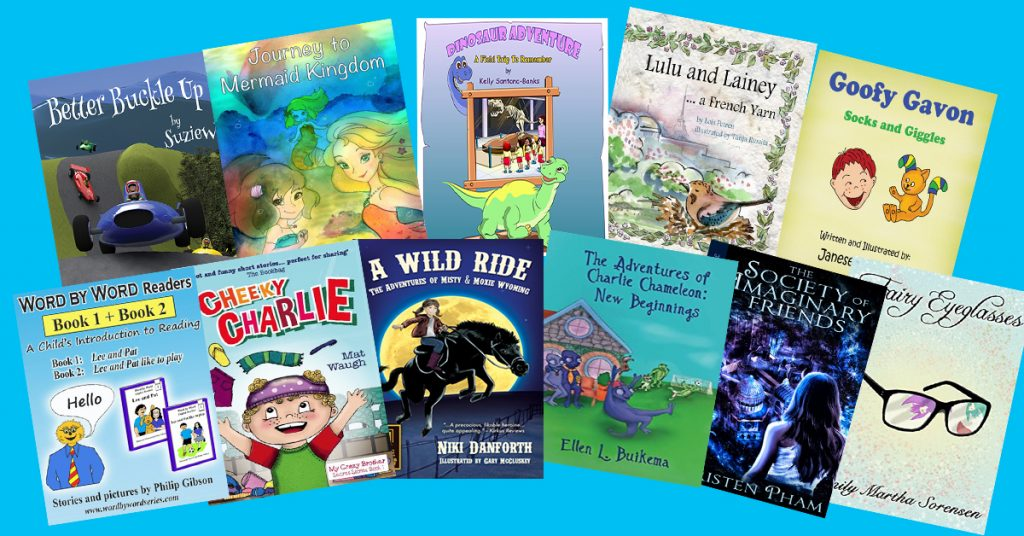 children's ebook giveaway