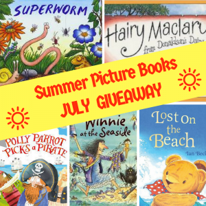 summer picture books
