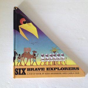 Six Brave Explorers