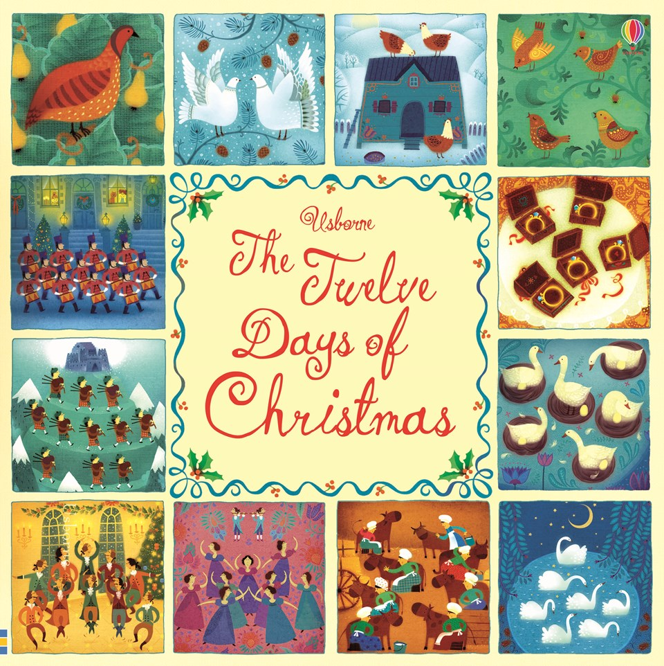 is it a book or a song the twelve days of christmas is a must - 12 Days Of Christmas Book