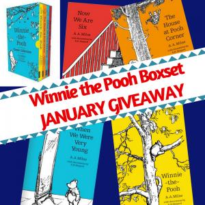Winnie the Pooh Giveaway