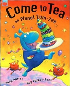 alien tea on planet zum zee