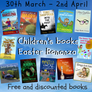 Easter Book Bonanza