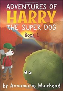 harry the super dog