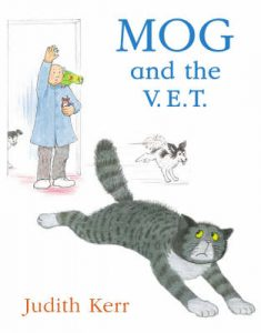 mog and the vet