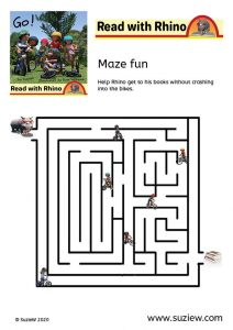 maze from Go!