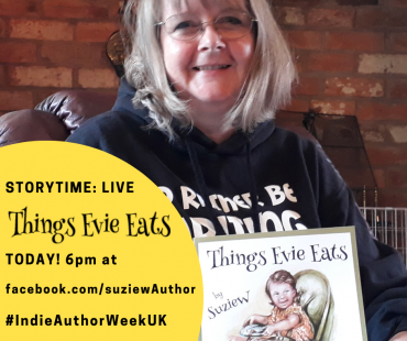 Storytime Live: Things Evie Eats